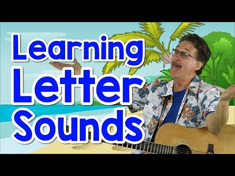 Learning Letter Sounds | Version 2 | Alphabet Song for Kids | Phonics for Kids | Jack Hartmann