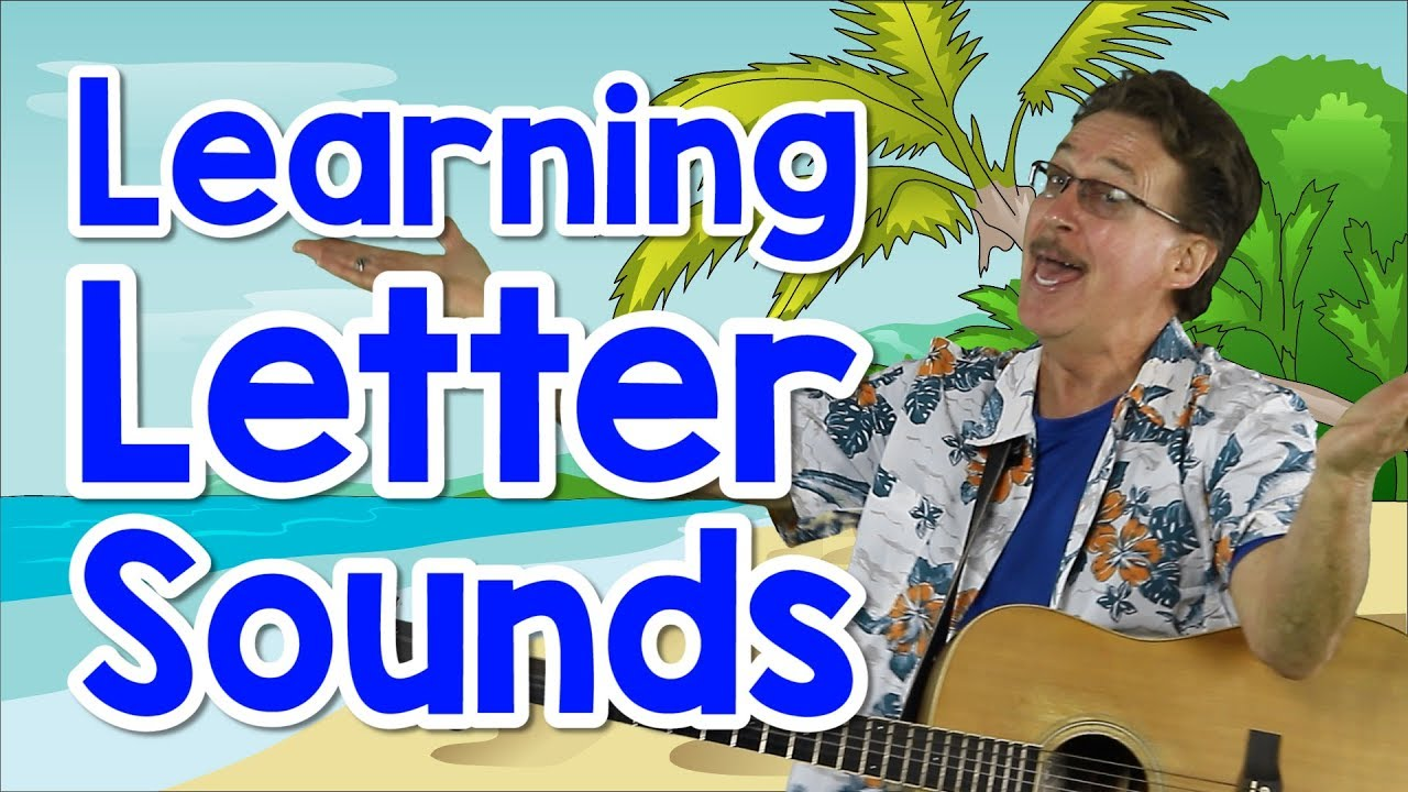 Learning Letter Sounds | Version 2 | Alphabet Song for Kids