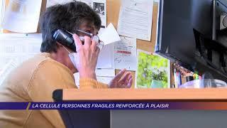 Yvelines | La cellule personnes fragiles renforcée à Plaisir