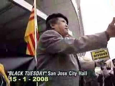 """Sunshine Policy"" of  SJ Mayor Chuck Reed & ""Black Tuesday"""