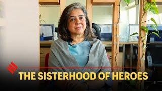 Crises make us vocalise the role of women: Anjali Nayyar