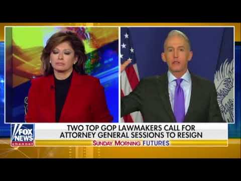 Trey Gowdy suggests Jeff Sessions  should never have been  picked