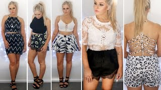 Cute Clothing Haul & Try-On's! ♡ Spring Pieces! Beginning Boutique
