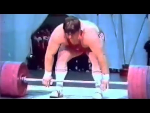 Clean & Jerk — TOP 10 of All Time