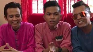 Viral Merdunya Suara Khalis 'Real Spin' Abang Tajul Nyanyi Lagu Terbarunya 'Semakin Rindu!