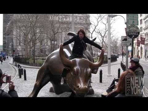 "The Financial District of Manhattan, New York City - ""All Along Broadway"" Video Tours"
