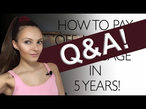 How To Pay Off A 30 Year Mortgage In 5-7 Years - Answers To The Most Frequently Asked Questions!