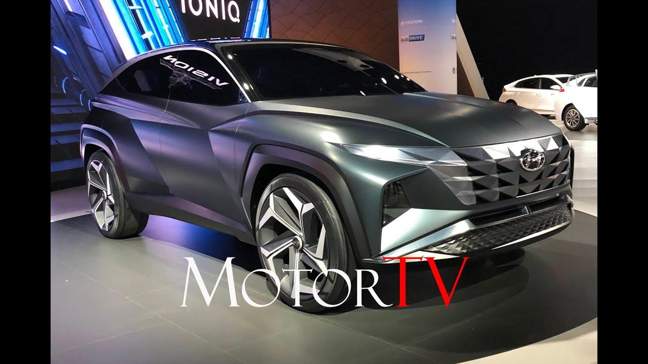 FlashNews: Hyundai Reveals Vision T Plug-in Hybrid SUV ...
