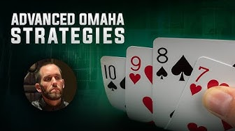 3 Effective Pot Limit Omaha Strategies Most Pros Don't Know