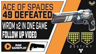 Double We Ran Out Of Medals:  Ace Of Spades Gameplay