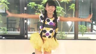 香月杏珠がトゥルティンアンテナlll踊ってみた! *振り付け本家様→【htt...