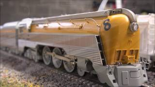 Review: Broadway Limited C&O L-1 Hudson #490 Steam Loco Brass Hybrid Paragon 3