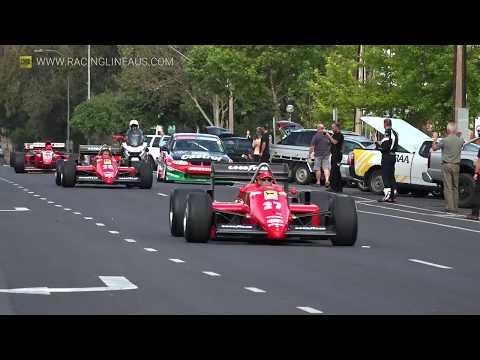 Adelaide Motorsport Festival '16 - Sights & Sounds 🔊