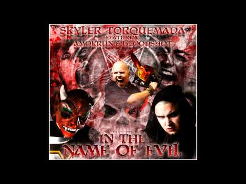 [HCR] Skyler torquemada - In the Name of Evil Ft. Amokrun & Bloodshot - Peter Sutcliffe Remix