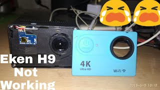 My Eken H9 Not Working | Light still blinking |