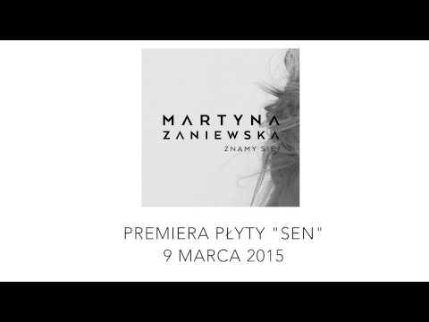 """Martyna Zaniewska – Znamy się? – audio; nagranie z płyty """"Sen""""; muz:KamilBarański, Mateusz Krautwurst; produkcja: Kamil Barański. 2015"""