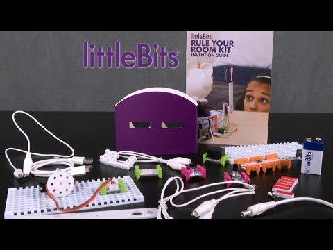 Rule Your Room Kit from Little Bits, Inc