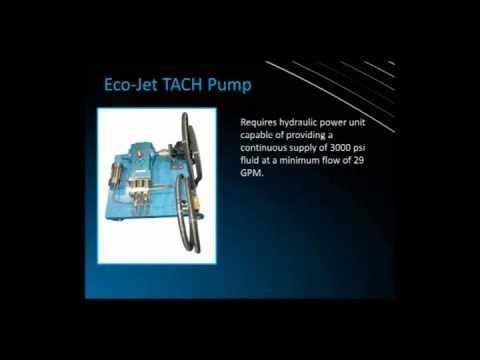 Waterjets for Farm Machine Shops