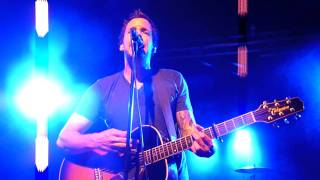 Pierre (Simple Plan) - Everytime Acoustic (Luxembourg)