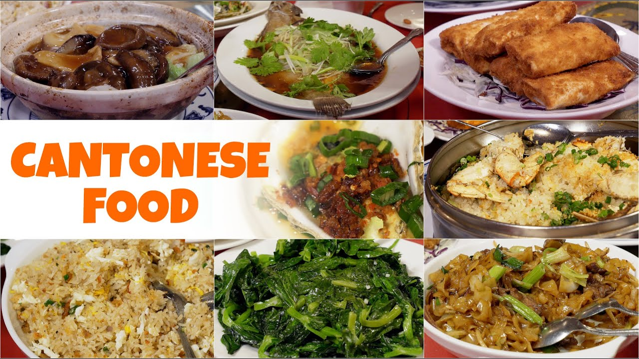Must have cantonese dishes youtube for Cuisine youtube