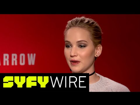 Jennifer Lawrence On Black Widow Vs. Red Sparrow, Hunger Games, And Vanderpump Rules | SYFY WIRE
