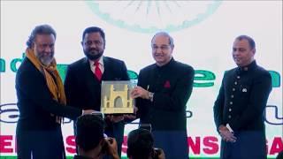 Mr. Rais Ahmad - Sir Syed Global Excellence Awards 2018 - Vertex Events
