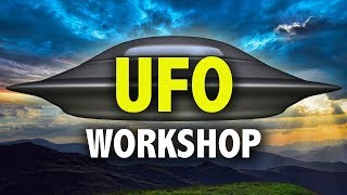 UFO-WORKSHOP in Knittelfeld 2018