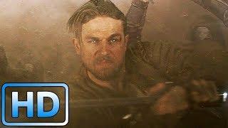 Артур против отряда Черноногих / Меч короля Артура (2017)