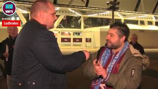'I felt physically sick watching that' West Ham 1 Liverpool 4