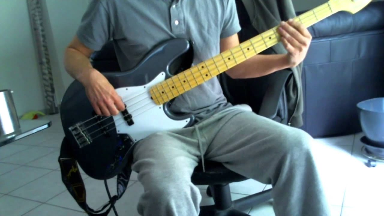 Bass Cover Kendrick Lamar Swimming Pools Drank George Barnett Cover Youtube