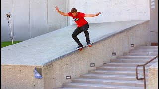 Andy Schrock - FULL STREET PART