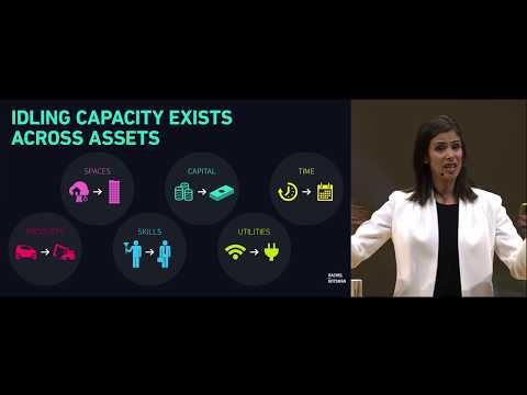 Rachel Botsman | Collaborative Economy and The New Order of Trust