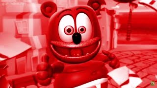 gummibr colorful gummy bomba red football gummy bear song