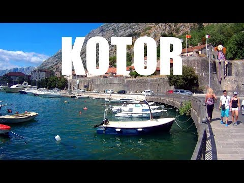 A Tour of KOTOR, MONTENEGRO: Is It Worth Visiting?