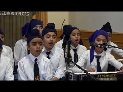 00771-PART 1- - SHABAD KIRTAN BY KHALSA SCHOOL EDMONTON