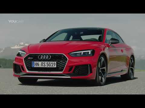 Best Cars: Audi RS5 Coupe (2017) Pro-Driver Review - YouTube