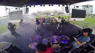 LIVE // PHNX - Wind (Akeboshi cover) at Penang Anime Matsuri 2018, SPICE Penang