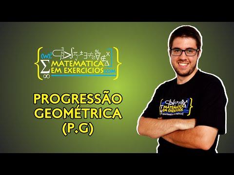 Progressão Geométrica - (P.G) - Prof. Gui