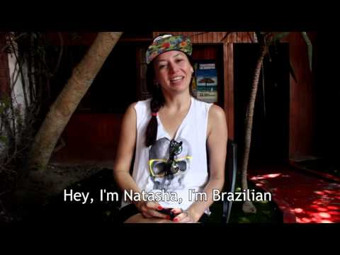 Humans Of The Point Hostels - Natasha From Brazil