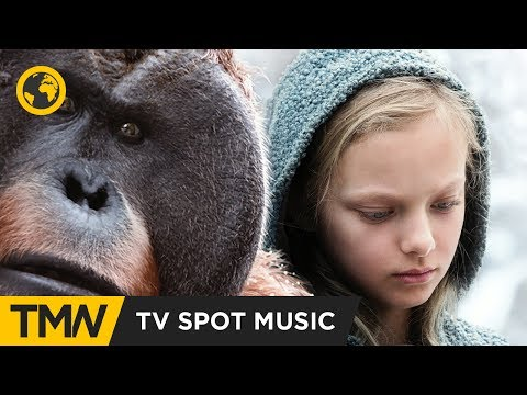 War For The Planet Of The Apes - TV Spot Music | Colossal Trailer Music - The New Dawn