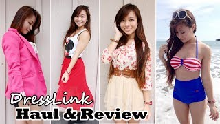 DressLink Clothing Haul and Review l Spring 2014 Fashion