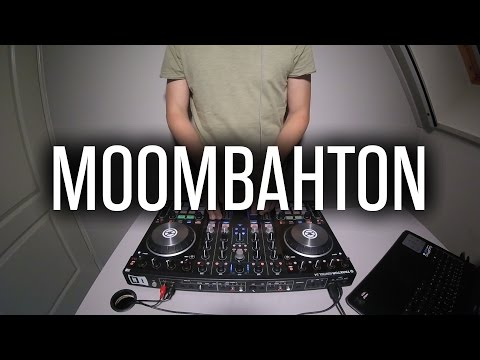 Moombahton Mix 2016 | Noble Sessions #17 by Adrian Noble | Traktor S4 MK2