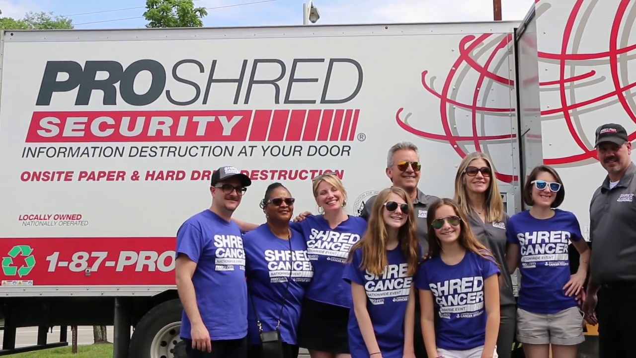 Community Events | PROSHRED® Philadelphia | Secure Shredding