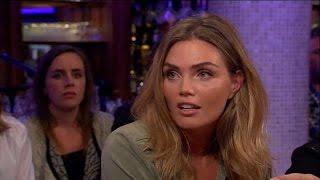 De keerzijde van het modellenleven - RTL LATE NIGHT