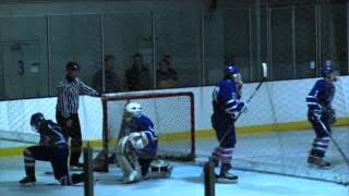 Acton Boxborough Varsity Boys Hockey vs Danvers 2/14/14