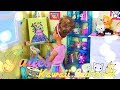 DIY - How to Make: Jade's Bedroom | Custom Paint Splatter | Kawaii Style | Doll Paintings & More