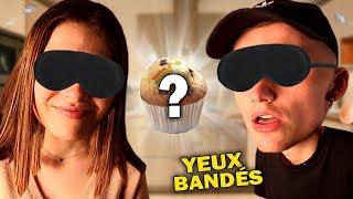 QUI CUISINERA LE MIEUX LES YEUX BANDÉS ? ft. Juste Zoé