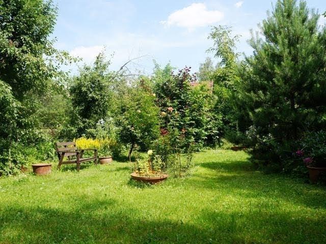 95634 Участок стародачного  поселка деятелей искусств 19 соток по Дмитровскому шоссе 7 км  от МКАД