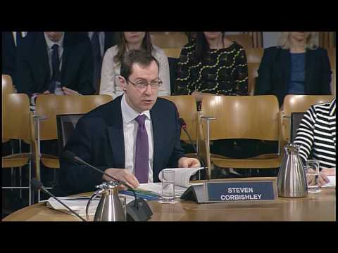 Public Audit Committee - Scottish Parliament: 23rd March 2017