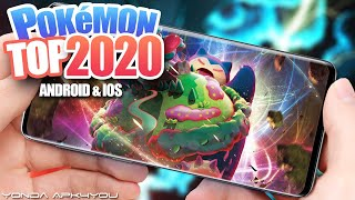 Top New Pokemon Games 2020 - Android IOS Gameplay